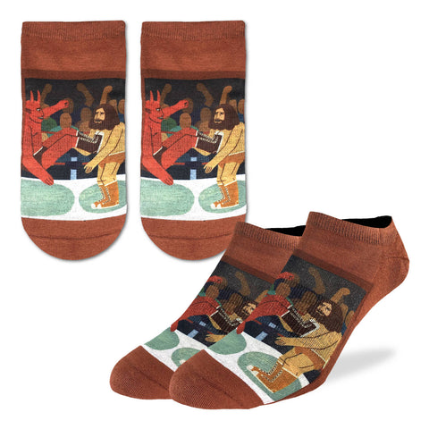 Men's Gaming Monkey Ankle Socks