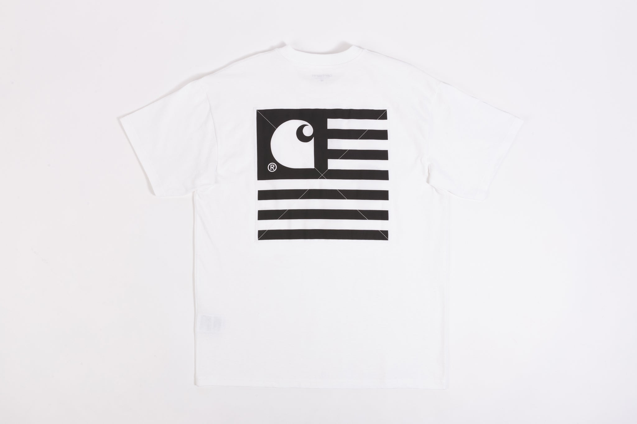 CARHARTT WIP STATE PATCH S/S T-SHIRT