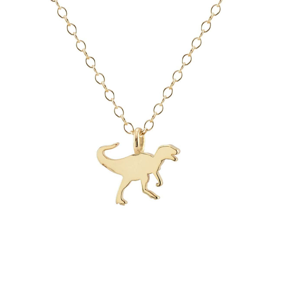 Dino Charm Necklace