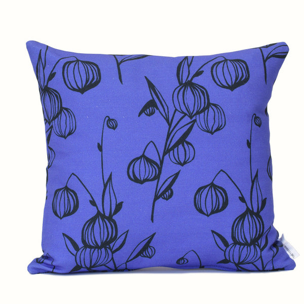 Lantern Flower Cushion Cover