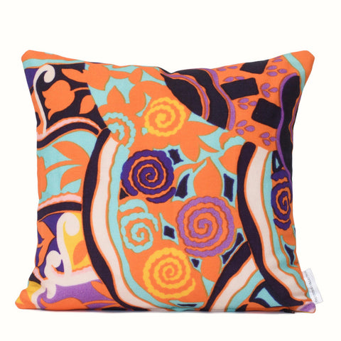 Deco Geometric Cushion Cover