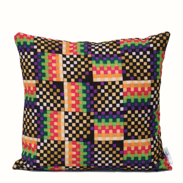 Pixel Geo Cushion Cover