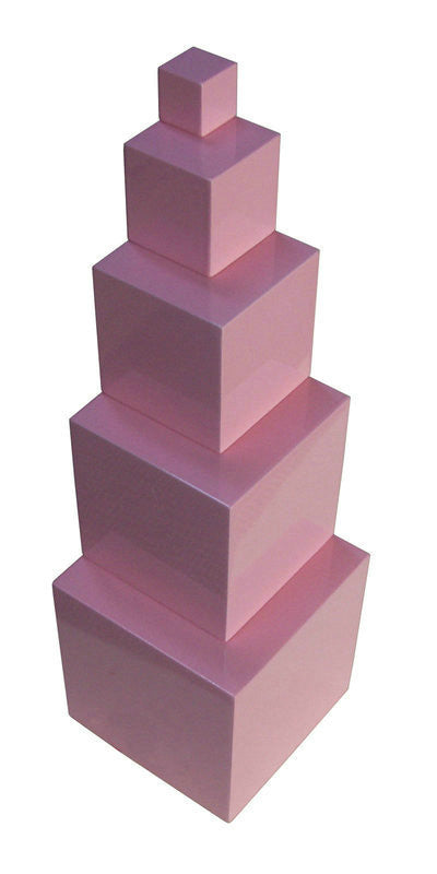 Small Pink Tower 129567951