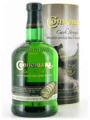 CONNEMARA PEATED CASK STRENGTH IRISH SINGLE MALT