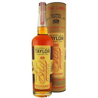 COLONEL EH TAYLOR SINGLE BARREL 750ML