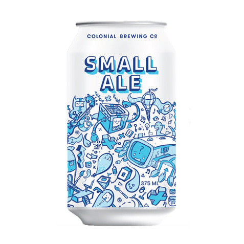COLONIAL SMALL ALE 375ML X 24