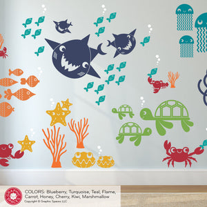 Lobster Wall Decals
