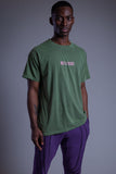 GREEN N PINK MINI MEDI TEE