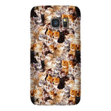Kitty Invasion Smartphone Case-Gooten-Samsung S7-| All-Over-Print Everywhere - Designed to Make You Smile