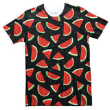 Watermelon Life T-Shirt-kite.ly-| All-Over-Print Everywhere - Designed to Make You Smile