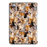 Kitty Invasion iPad Case-kite.ly-iPad Mini 4-| All-Over-Print Everywhere - Designed to Make You Smile