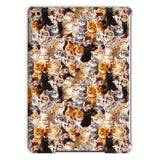 Kitty Invasion iPad Case-kite.ly-iPad Air 2-| All-Over-Print Everywhere - Designed to Make You Smile