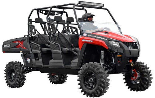 Arctic Cat HDX Stuff