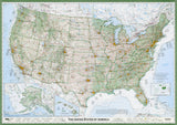 Imus map of the USA