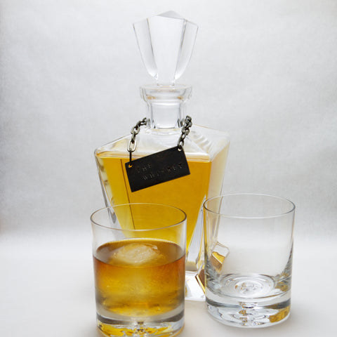 Bishop decanter set