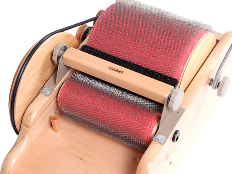 Drum Carder Packer Brush Kit