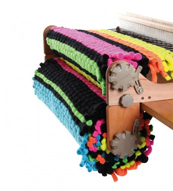 Freedom Roller for Rigid Heddle Weaving Loom