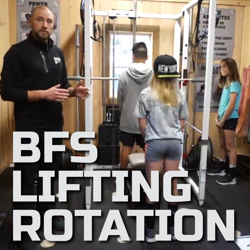 The BFS Lifting Rotation