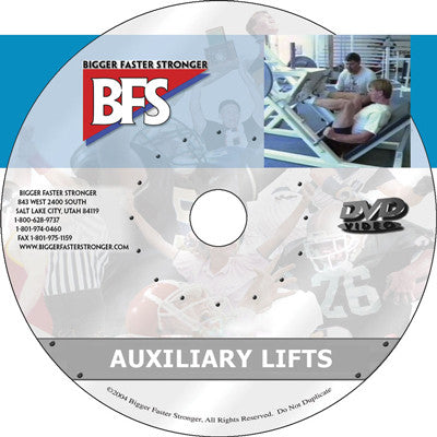 Video - Auxiliary Lifts