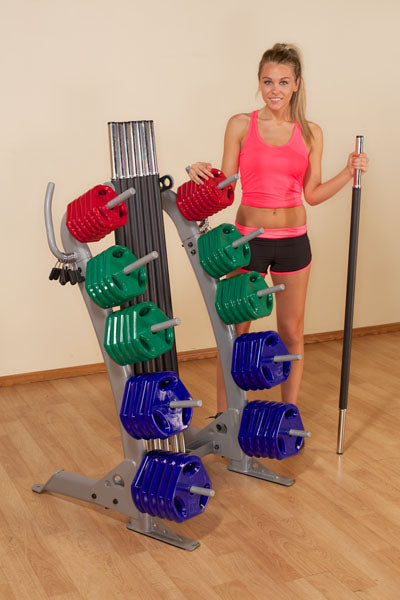 Body-Solid - Cardio Weight Set