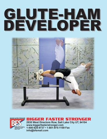 Glute Ham Developer Guide