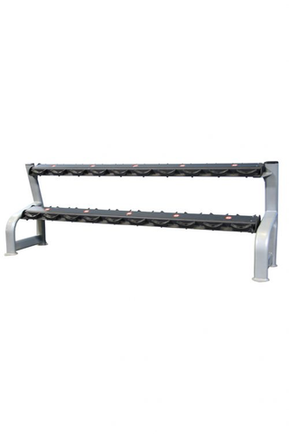 Double Dumbbell Rack - MD Elite Series