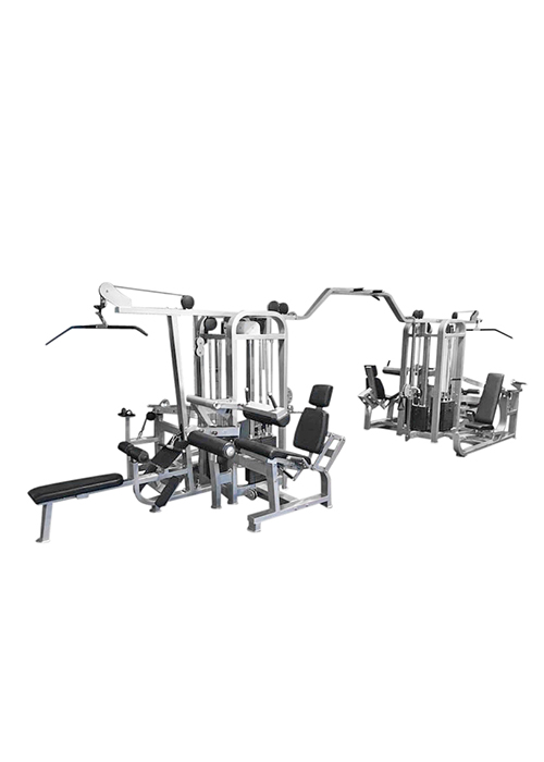 Compact Multi Gym 8 Stack - Muscle D