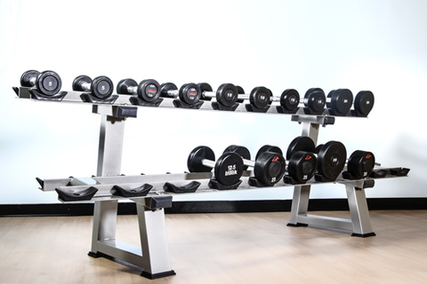 Double Dumbbell Rack - Muscle D