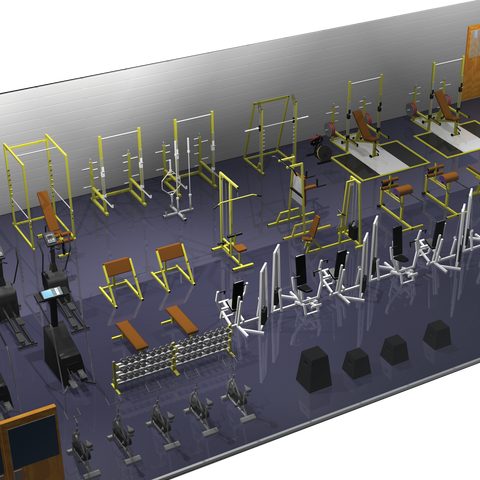 Weightroom Design