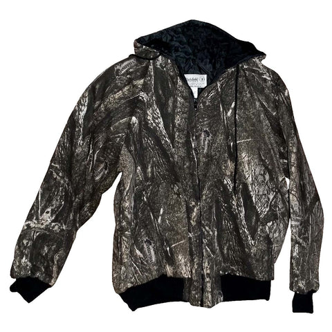 Shaman DeadFall Camouflage - Insulated Hooded Jacket