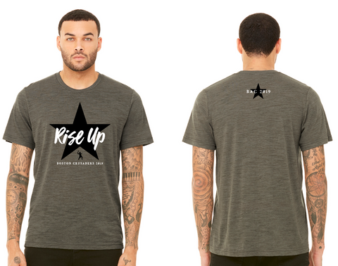 2019 Rise Up Shirt - Goliath
