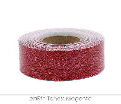 "0.75"" Removable Magenta Labeling Tape"