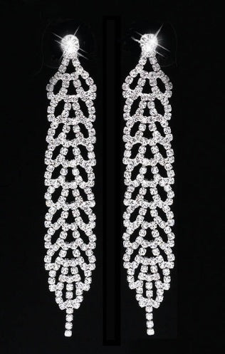 Abbey Competition Earrings
