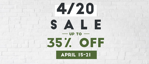 4/20 2019: Biggest Vaporizer Sale Of The Year