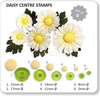JEM Daisy Centre Stamps