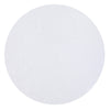 "Package of 6 - 10"" Round Cake Drum (White)"