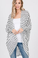 Load image into Gallery viewer, Ships Ahoy Kimono Cardi