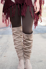 Load image into Gallery viewer, Amazing Fleece Lined Leggings (Brown)
