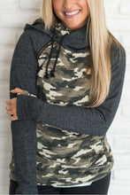 Load image into Gallery viewer, All Good in the Hoodie (Camo Double Hood)