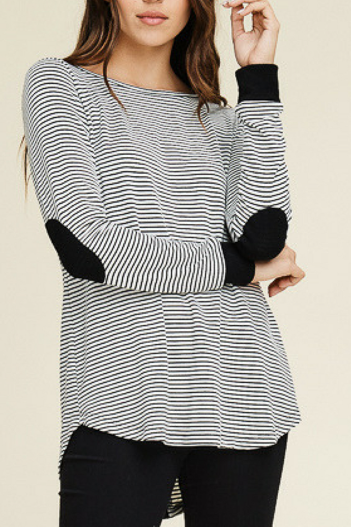 Back to Me Top (Black)
