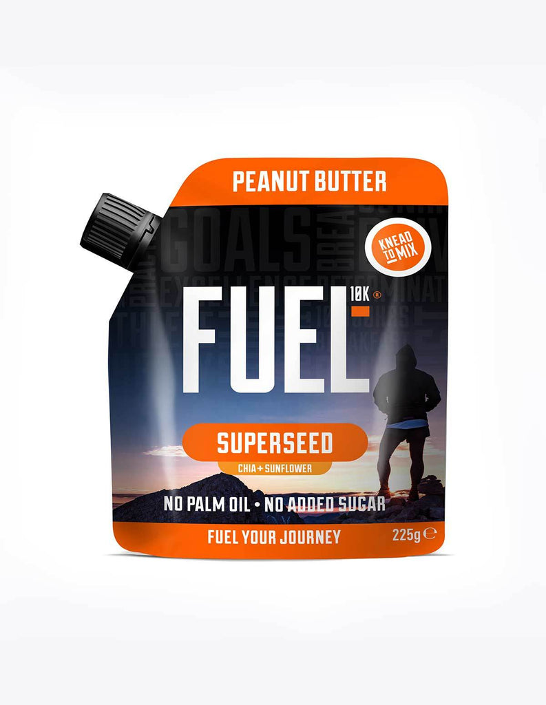 Fuel 10k Superseed Peaunt Butter 225g