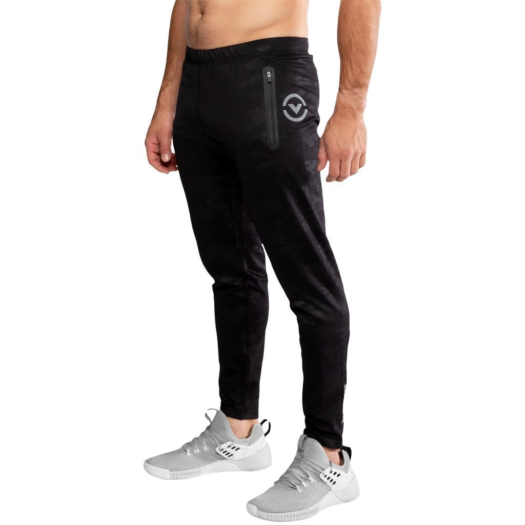 Virus Au15 | KL1 Active Recovery Pant Black Camo