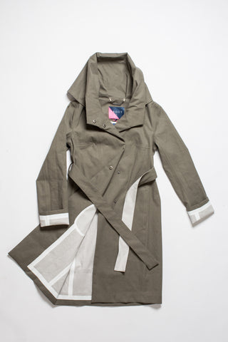 Trench Coats For Women - rain jacket for women - raincoats women - Rain Wear