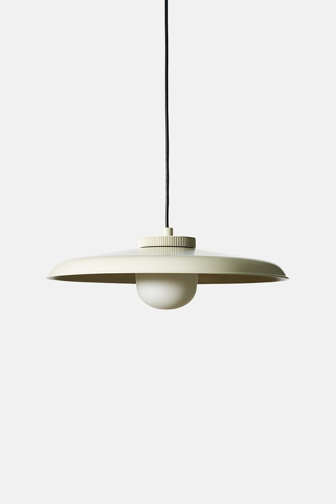 Hoist Pendant Large - White