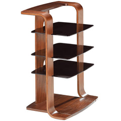 Jual JF204 - Hi-Fi Stand / Entertainment Unit - Walnut