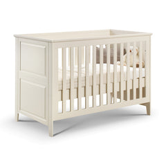 Cameo - Cotbed/Toddler Bed - Stone White