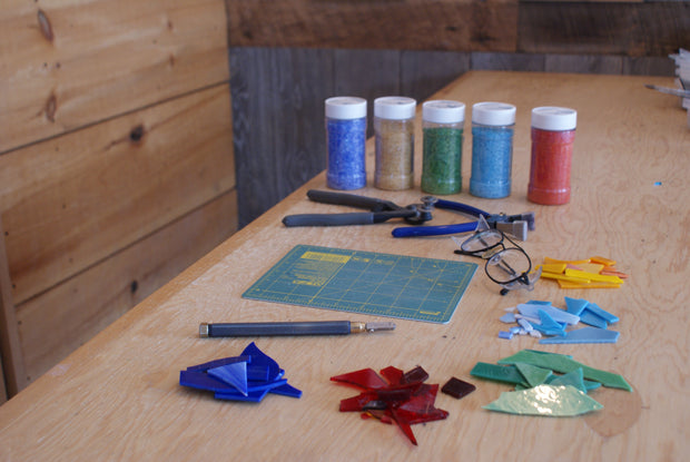 Glass Workshop - SINGLE -  AUGUST 22