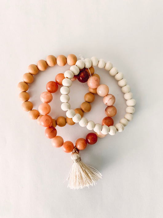 Hattie Bracelet Set In Natural