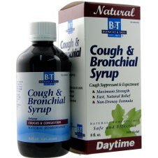 B&T Cough & Bronchial Syrup Daytime