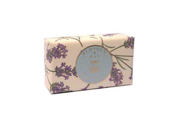 ENGLISH LAVENDER, HAND MADE ENGLISH SOAP 200g